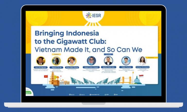 Vietnam Berhasil Menarik Investasi Surya, Bagaimana Indonesia?