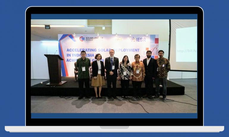 Diskusi: Mempercepat Pengembangan Energi Surya di Indonesia