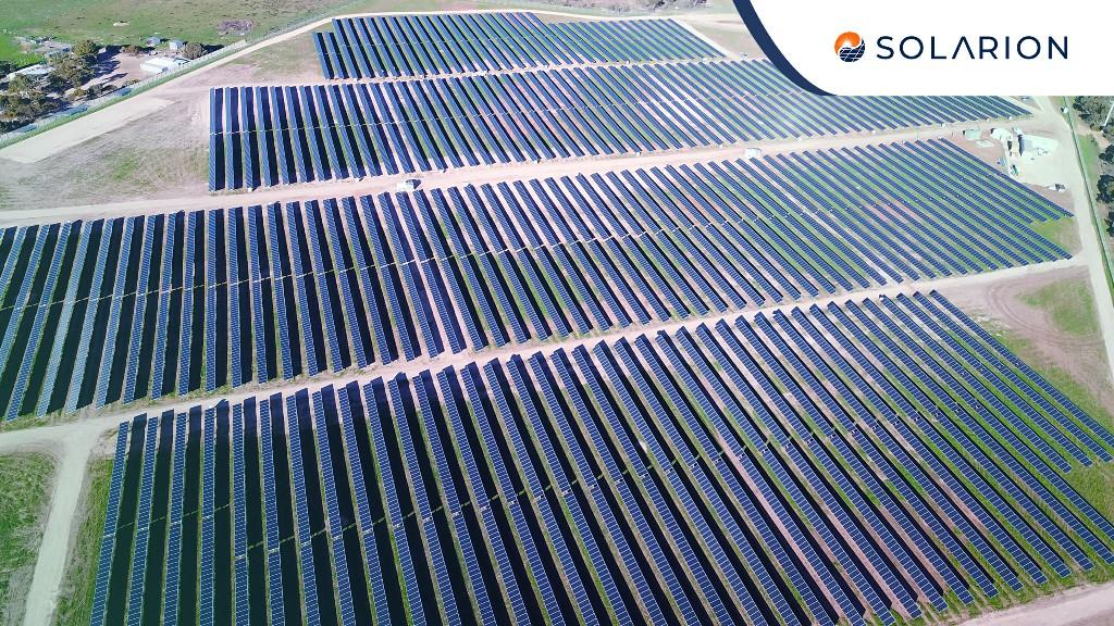 Solarion Solar PV