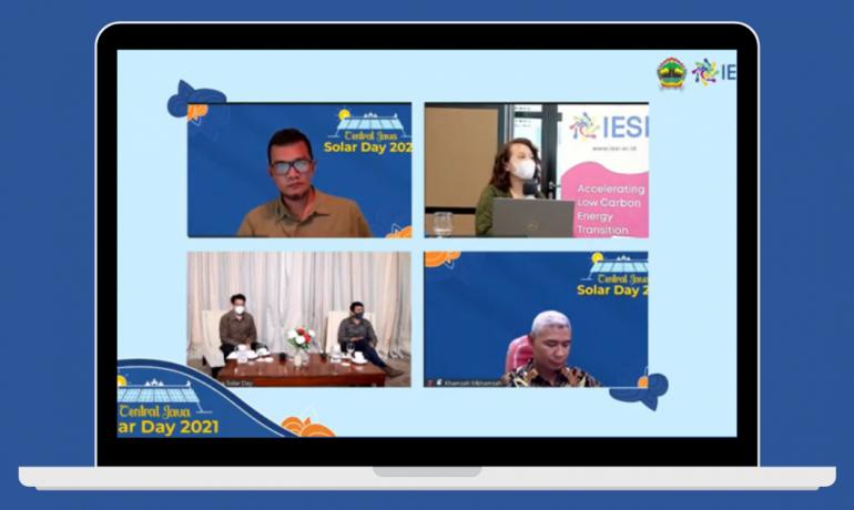 Didukung IESR, Jawa Tengah Berikan Peluang Menarik Bagi Masyarakat Untuk Pasang PLTS Atap
