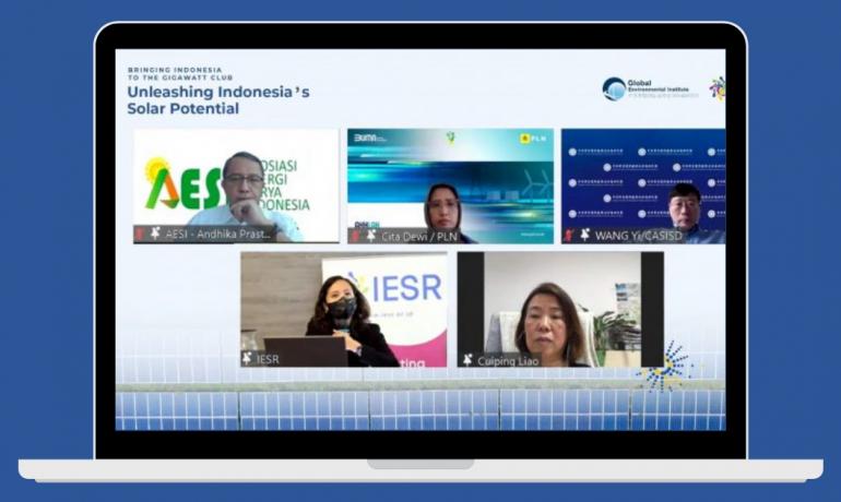 Potensi Teknis Energi Surya Indonesia Hingga 20.000 GWp